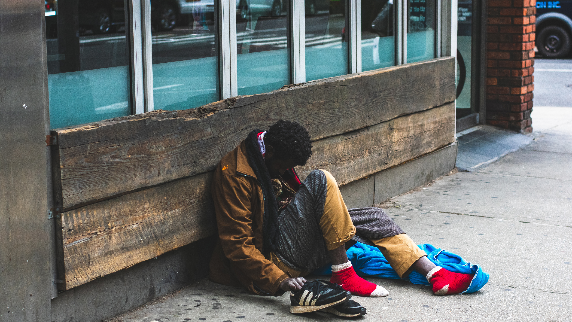 Help The Homeless For The Holidays